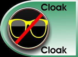 DAM Cloak Gadget